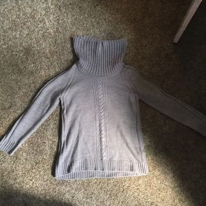 Large Calvin Klein cowl neck sweater